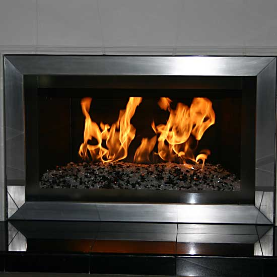picture 8 of fireplace with fire crystals