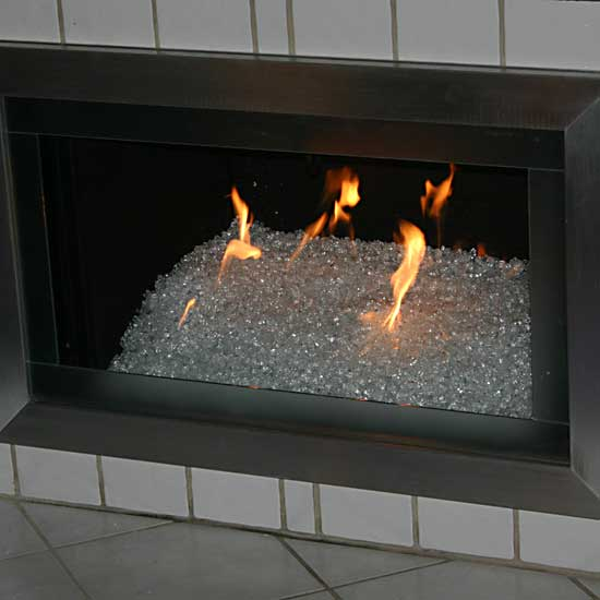 picture 10 of fireplace with fire crystals