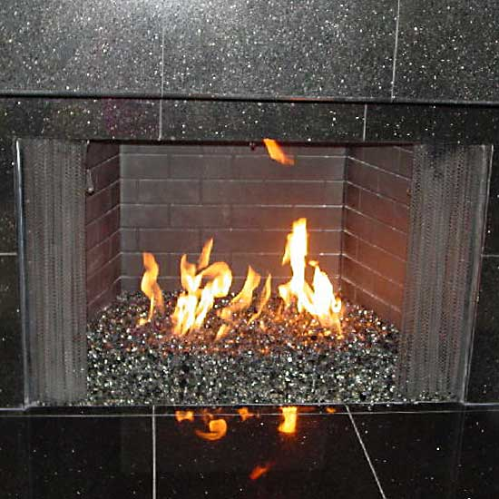picture 21 of fireplace with fire crystals