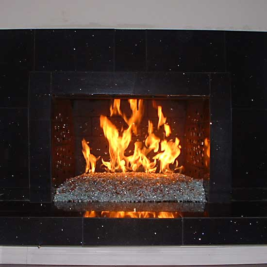 picture 27 of fireplace with fire crystals