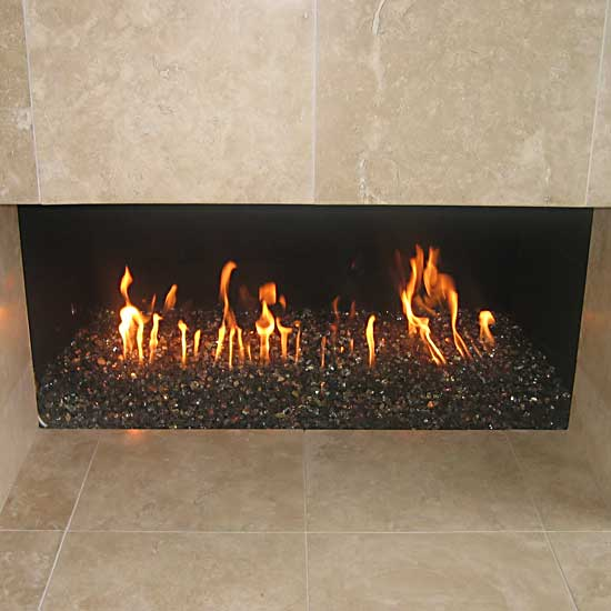 picture 28 of fireplace with fire crystals