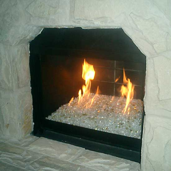 picture 32 of fireplace with fire crystals