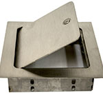 6 Inch Stainless Recessed Access Door