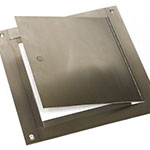 8 Inch Stainless Surface Mount Access Door